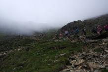 On the way up - Snowdon 8