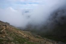 On the way up - Snowdon 9