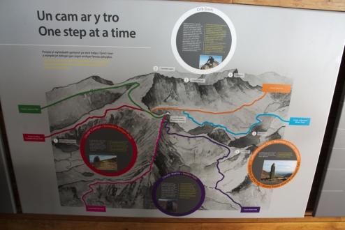 On the way up - Snowdon peak 18