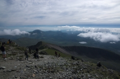 On the way up - Snowdon peak 19