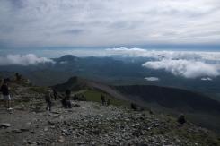 On the way up - Snowdon peak 19