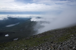 On the way up - Snowdon peak 20