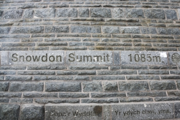 On the way up - Snowdon peak 22