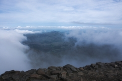 On the way up - Snowdon peak 4