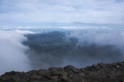 On the way up - Snowdon peak 4