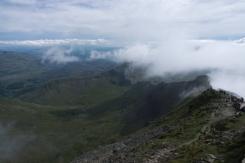 On the way up - Snowdon peak 8jpg