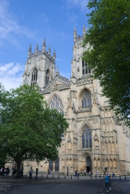 York Cathedral front