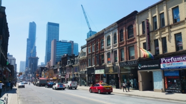 10. Toronto - Old and New