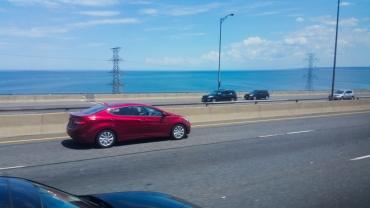 13. Ontario Lake - or Sea...