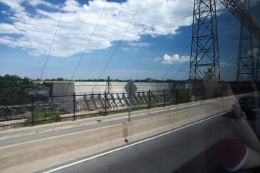 21. Niagara River Power Station