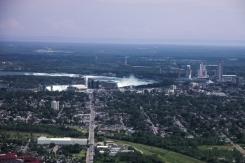 22. Niagara Falls in the background 3