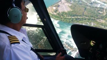 27. Niagara Falls pilot