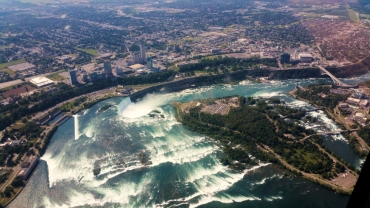 28. Niagara Falls