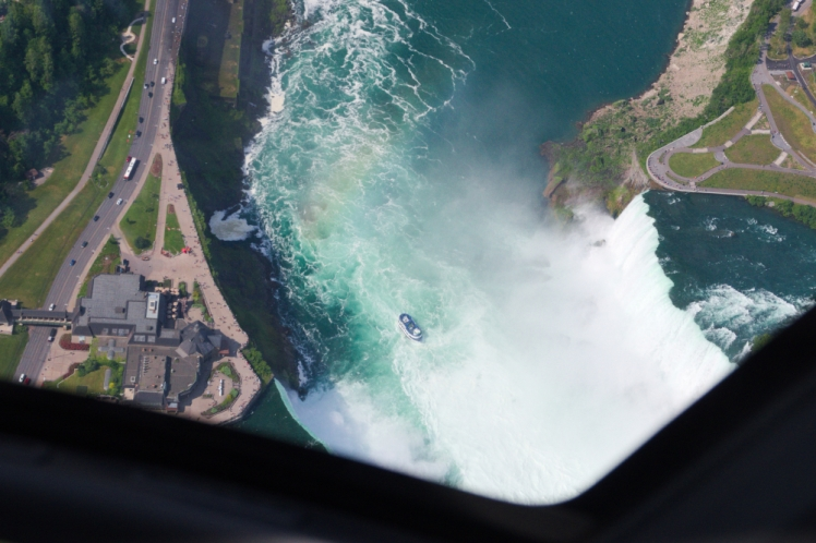 30. Niagara Falls Hornblower