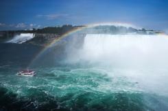 34. Niagara Falls Rainbow 11