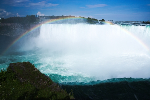 34. Niagara Falls Rainbow 4