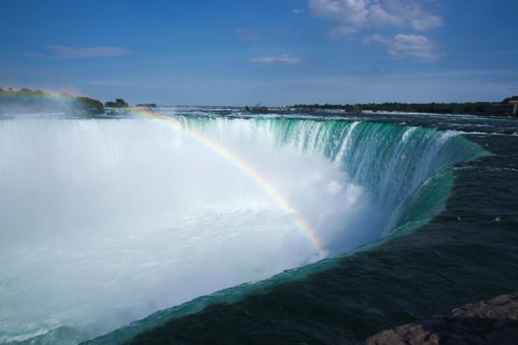 34. Niagara Falls Rainbow 6