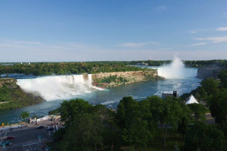 35. Niagara Falls from Sheraton 2