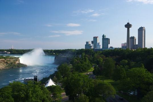 35. Niagara Falls from Sheraton 4