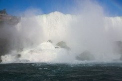 40. American Falls From the boat 4