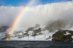 40. American Falls From the boat 7