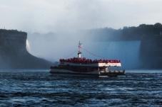 40. Niagara Falls From the boat 13
