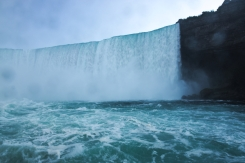 40. Niagara Falls From the boat 5