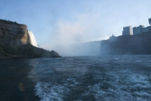 40. Niagara Falls From the boat 9