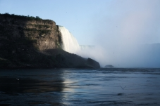 40. Niagara Falls From the boat