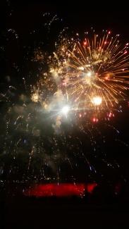 44. Niagara Falls Fireworks 4