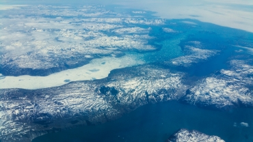 6. Melting Greenland