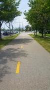Toronto 1 bike ride