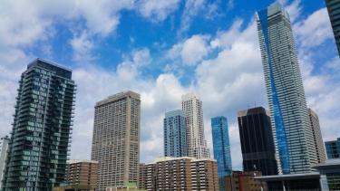Toronto 3 Skyline 6