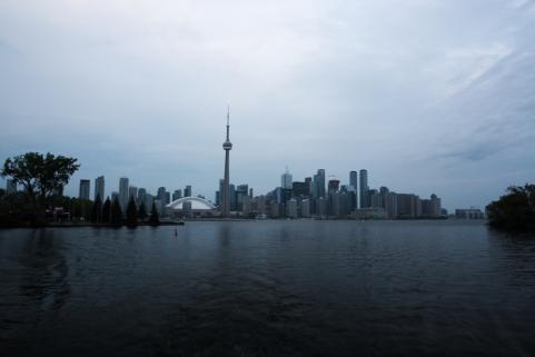 Toronto 3 Skyline
