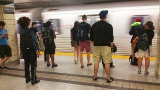 Toronto 3 Subway