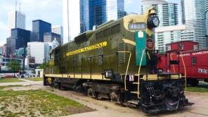 Toronto 4. Railway museum 2
