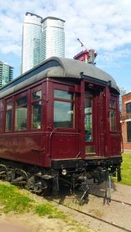 Toronto 4. Railway museum 3
