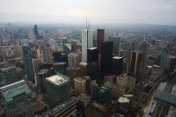 Toronto 5. from CN Tower 6,5
