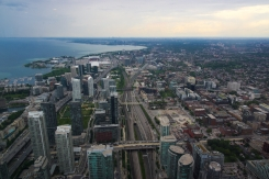Toronto 5. from CN Tower