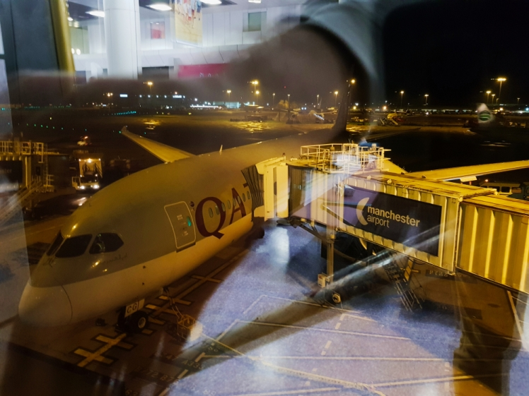 2. Manchester Airport Qatar Airways