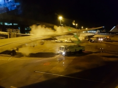 4. Manchester Airport - deicing