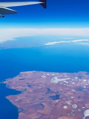 Australia - Pink Salty Lakes