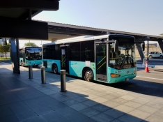 Doha airport bus no 777
