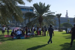 Doha bank holiday