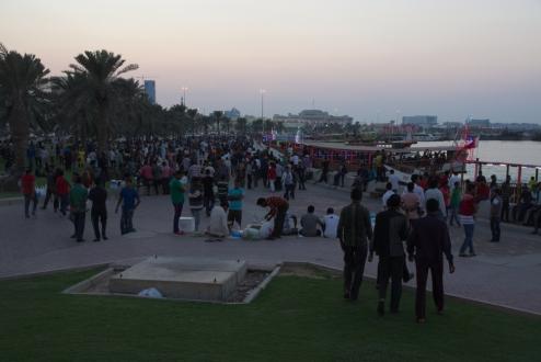 Doha comes alive 5