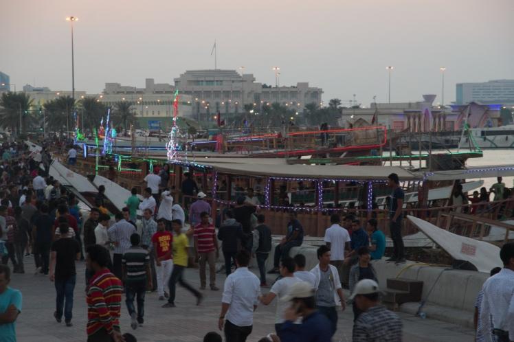 Doha comes alive 6