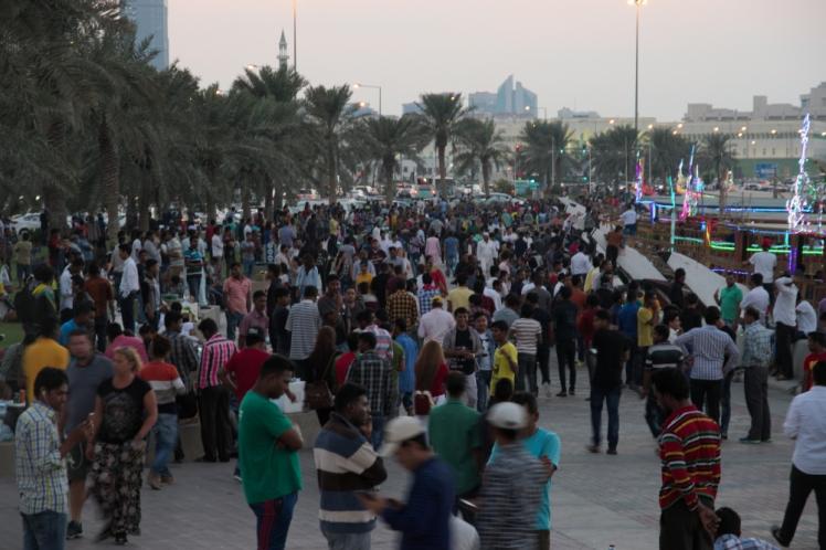Doha comes alive 7