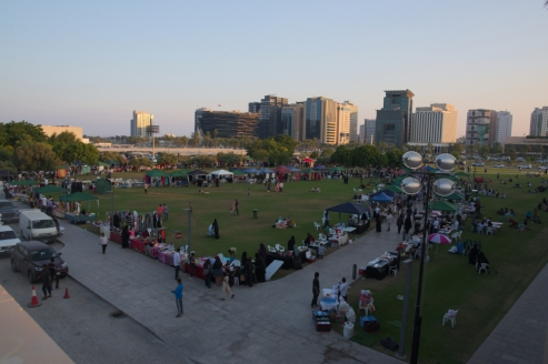 Doha evening marketplace 2