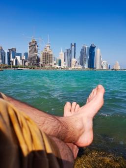 Doha skyline 3