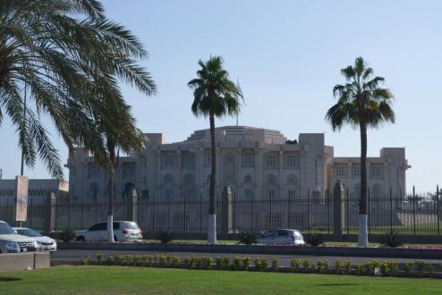 Emiri Diwan, government palace